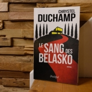 Le sang des Belasko de Chrystel Duchamp (éditions l'Archipel)