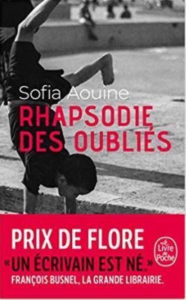 Rhapsodie des oubliés de Sofia Alouine