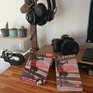 Rhapsodie des oubliés de Sofia Aouine (Le livre de poche et Audiolib)