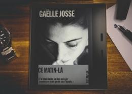 Ce matin-là de Gaëlle Josse (éditions Noir sur blanc)