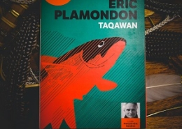 Taqawan d'Eric Plamondon (éditions Audiolib)