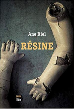 Couverture de Résine d'Ane Riel