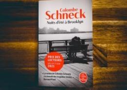 Nuits d'été à Brooklyn de Colombe Schneck (éditions Le livre de poche)