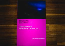 Les serpents viendront pour toi d'Emilienne Malfatto (éditions Les Arènes)
