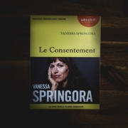 Le Consentement de Vanessa Springora (édition audio Audiolib)