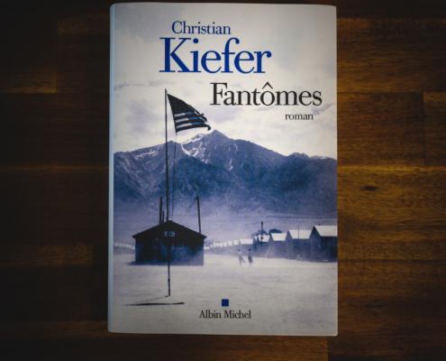 Fantômes de Christian Kiefer (éditions Albin Michel Terres d'Amérique)