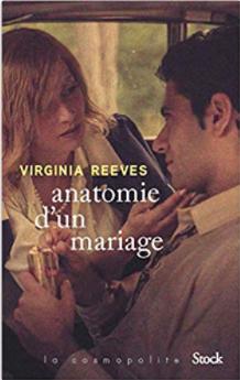 Couverture d'Anatomie d'un mariage de Virginia Reeves