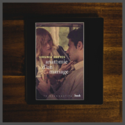 Anatomie d'un mariage de Virginia Reeves (éditions Stock)