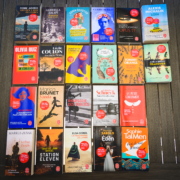 Les 22 livres en compétition pour le Prix des lecteurs 2021