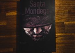 Santa Mondega de l'Auteur Anonyme (éditions Sonatine)