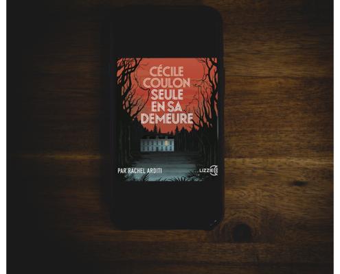 Seule en sa demeure de Cécile Coulon (édition audio Lizzie)